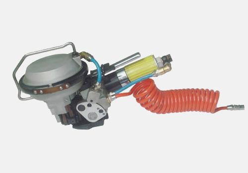 KZ-19型连动式钢带打包机(连动式)