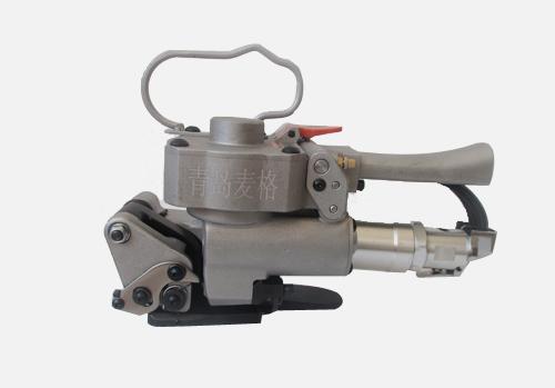 QD-19手提气动塑钢带打包机